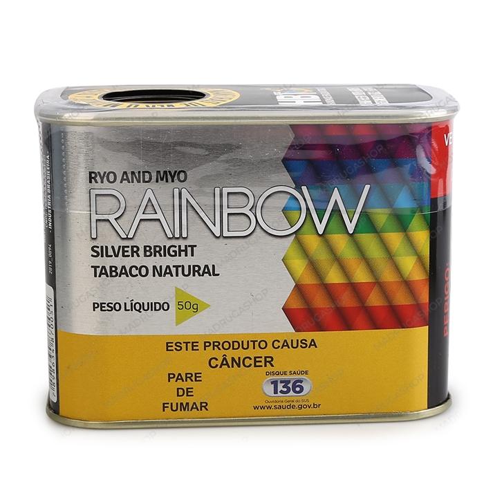 Hi Tobacco - Rainbow Silver Lata 50g