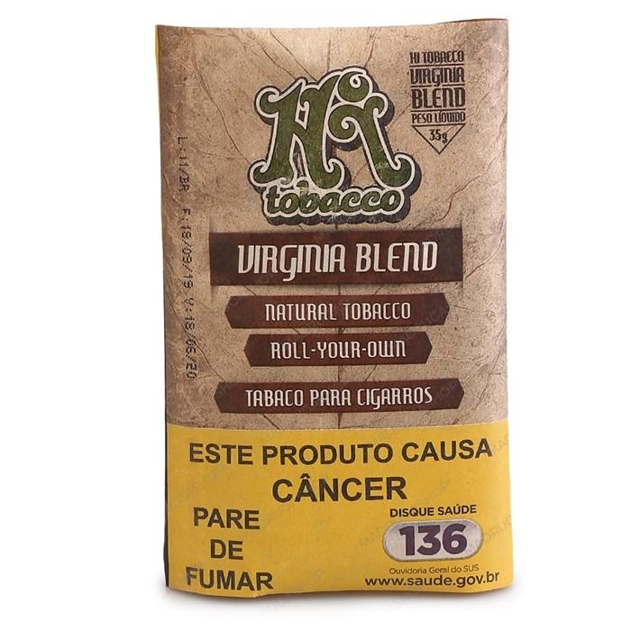 Hi Tobacco - Virginia Blend Organic 35g