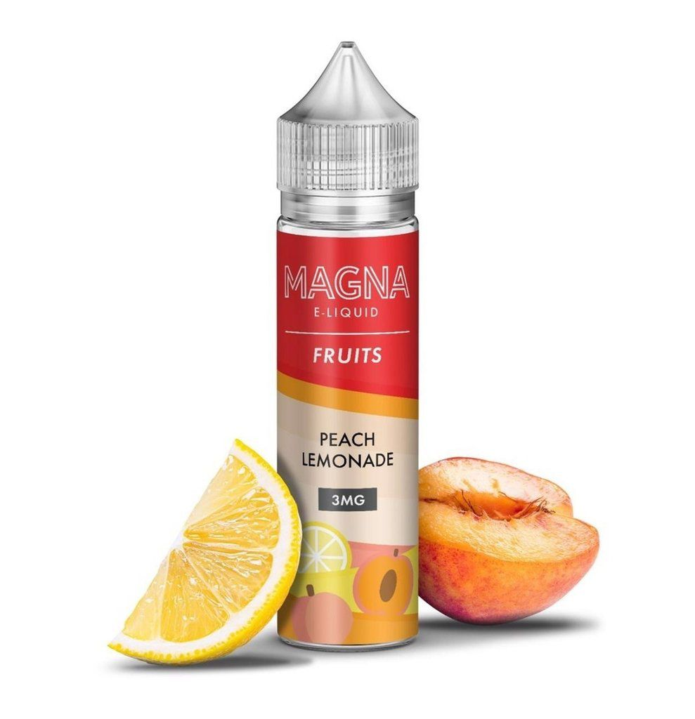 Juice Magna - Peach Lemonade 60ml