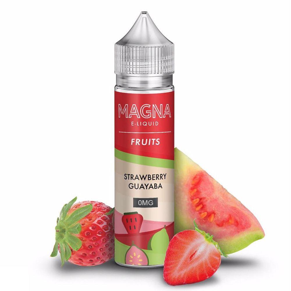 Juice Magna - Strawberry Guayaba 60ml