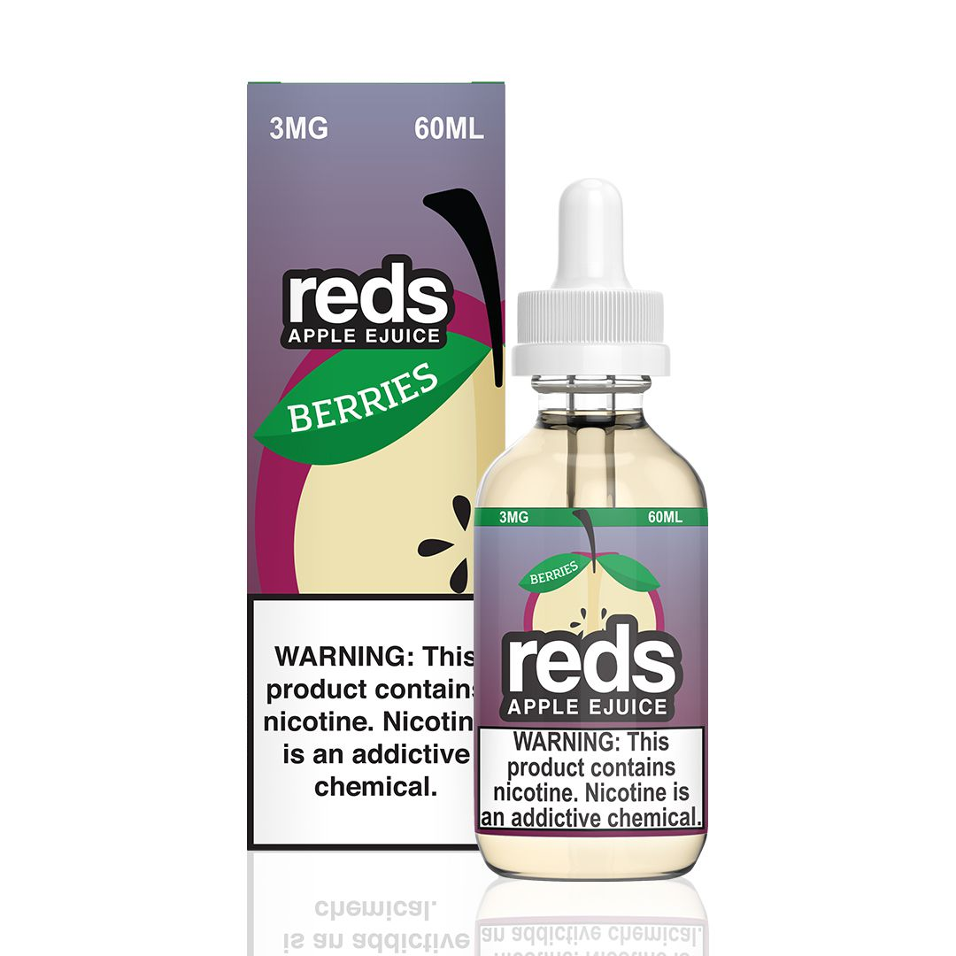 Juice Reds - Berries 60ml