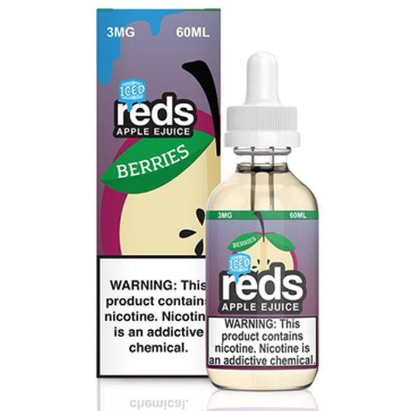 Juice Reds - Berries Ice 60ml