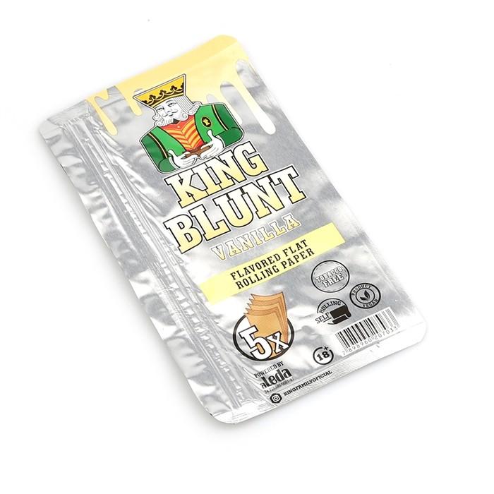 King Blunt - Baunilha (com 5 Blunts)