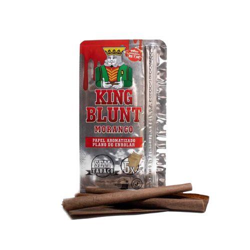 King Blunt - Morango (com 5 Blunts)