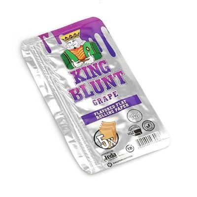 King Blunt - Uva (com 5 Blunts)