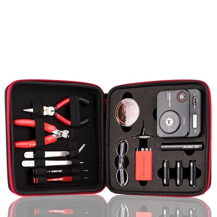 Kit Ferramentas - Coil Master DIY Kit V3