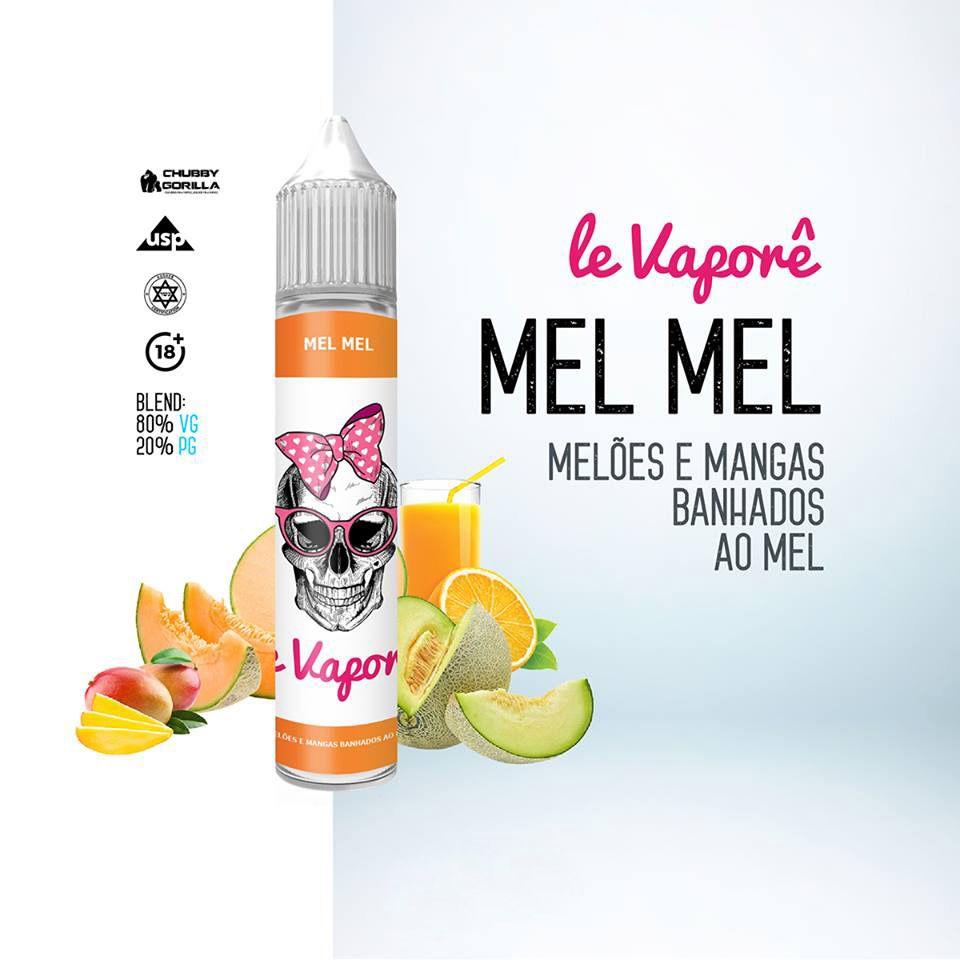 Le Vaporê - Mel Mel  30 ml