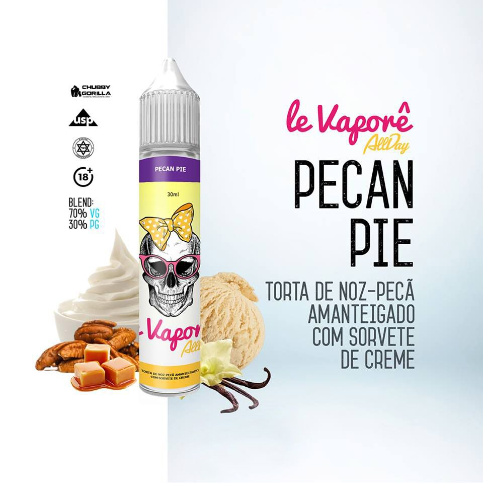Le Vaporê - Pecan Pie  30 ml