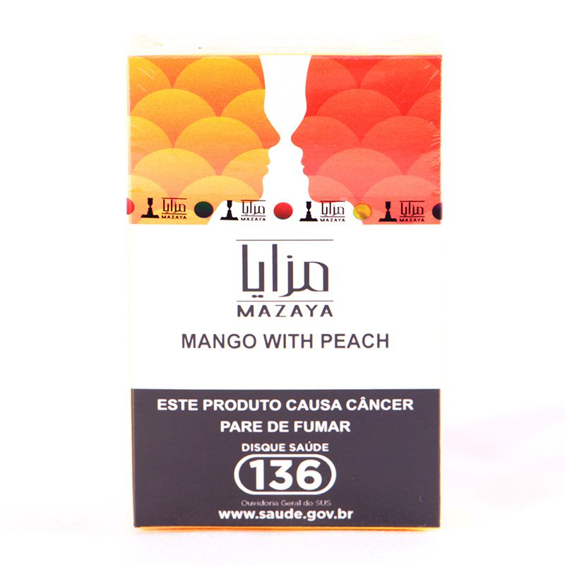 Mazaya - Mango With Peach 50gr