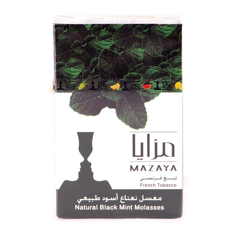 Mazaya - Black Mint 50g