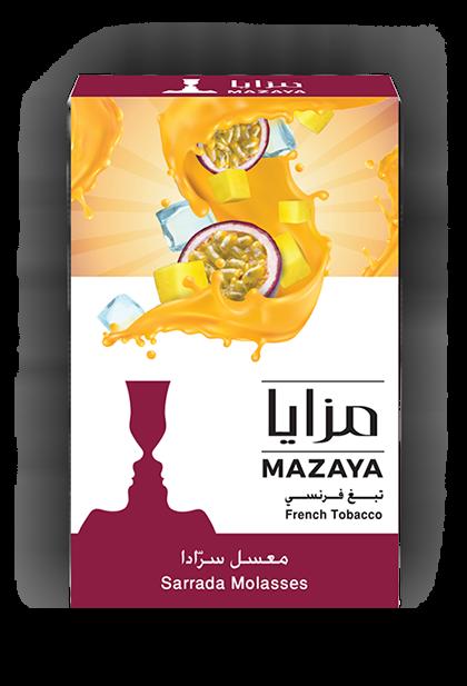Mazaya - Sarrada Molasses 50g