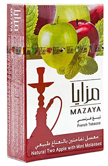 Mazaya - Two Apple Mint 50g
