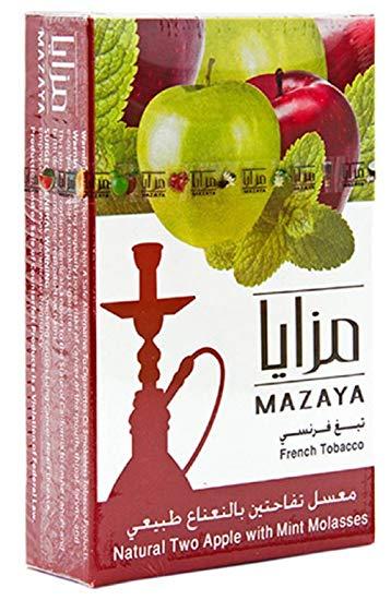 Mazaya - Two Apple Mint 50g