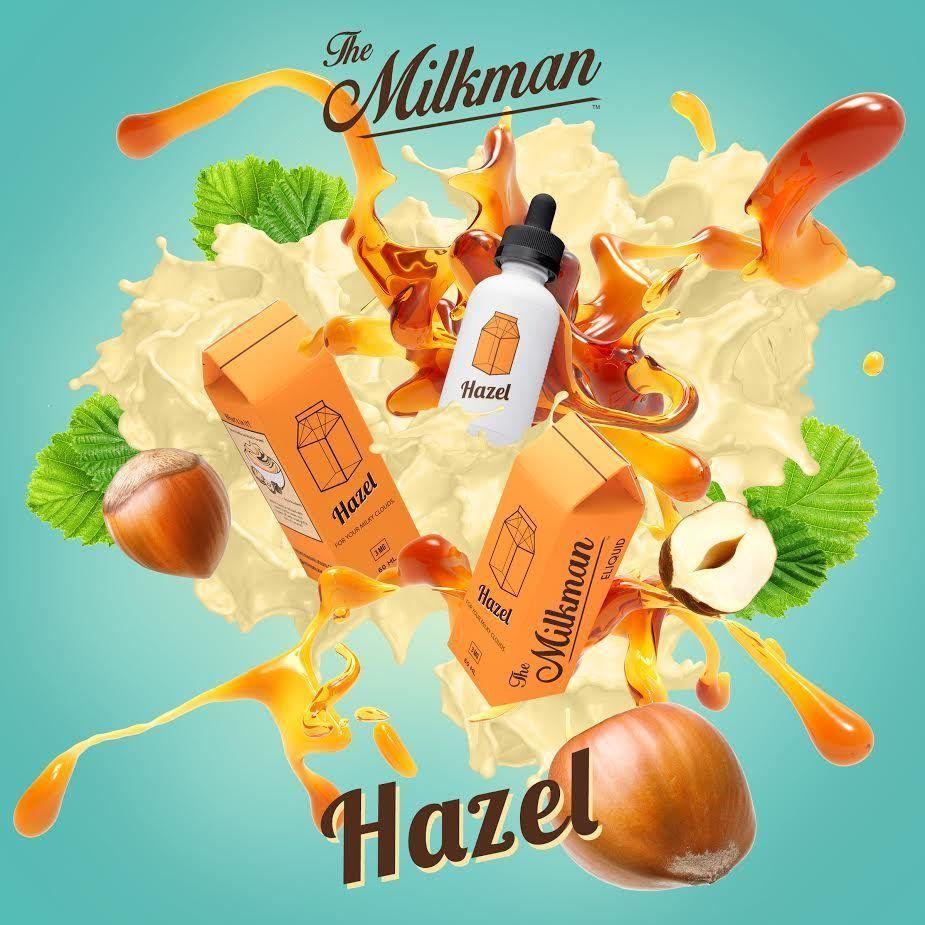 Milkman Juice - Hazel 60 ml