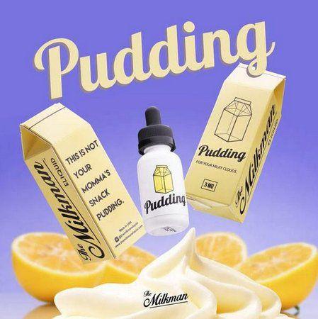 Milkman Juice - Pudding 60 ml