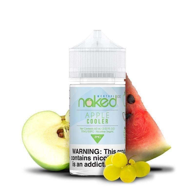 Naked 100 Juice - Apple Cooler 60ml