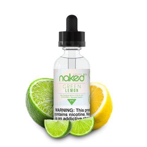 Naked 100 Juice - Green Lemon 60 ml