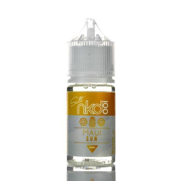 Naked 100 Juice - Nic Salt Maui Sun 30 ml