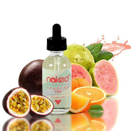 Naked 100 Juice - Hawaiian Pog  60 ml