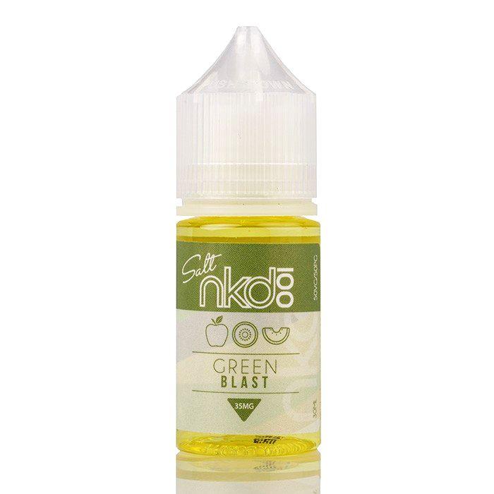 Naked 100 Juice - Nic Salt Green Blast 30 ml