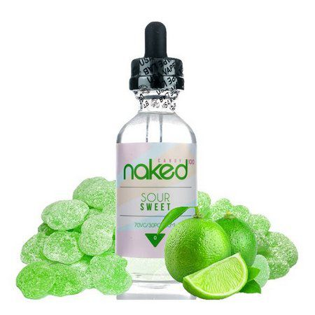 Naked 100 Juice - Sour Sweet 60 ml