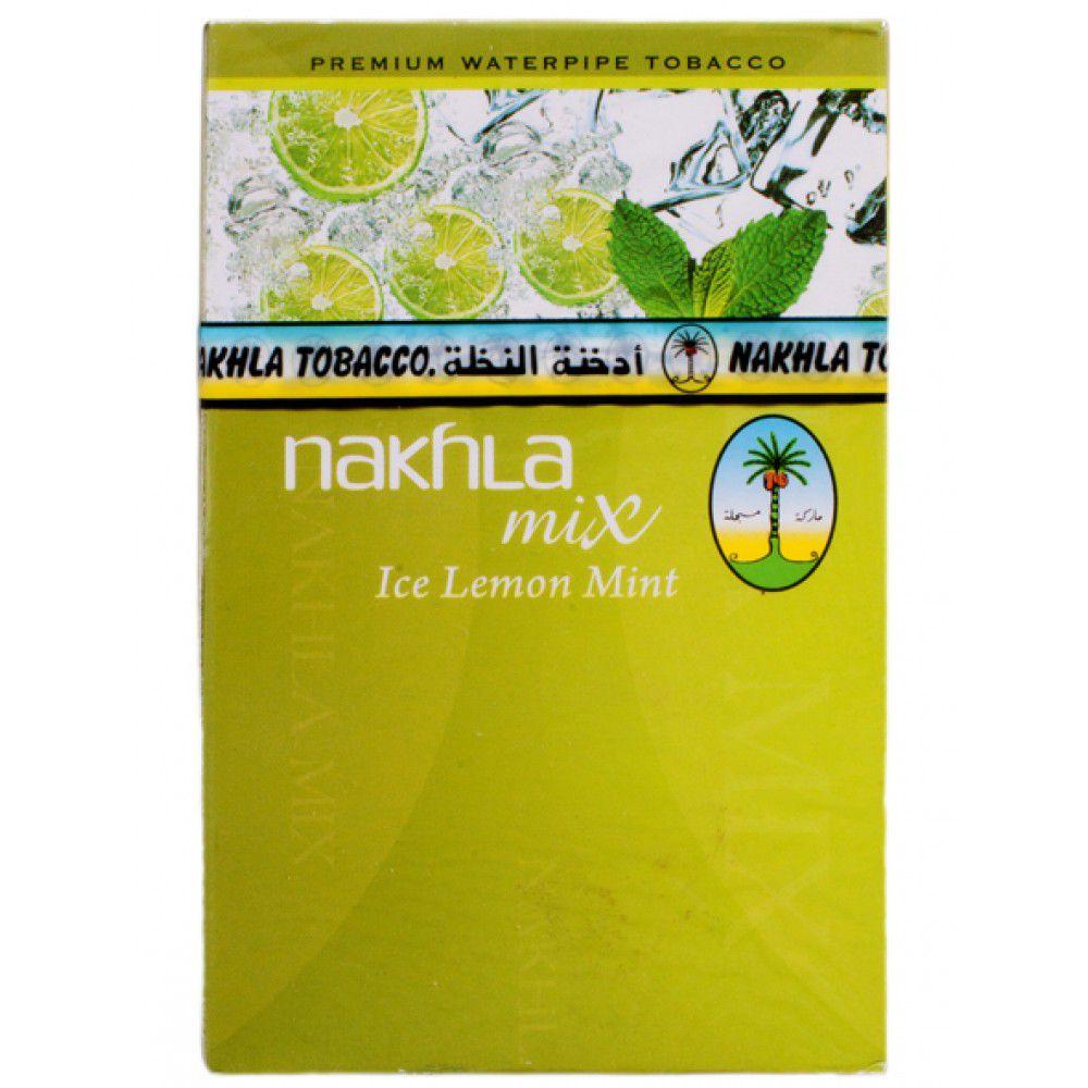 Nakhla Mix- Ice Lemon Mint 50g