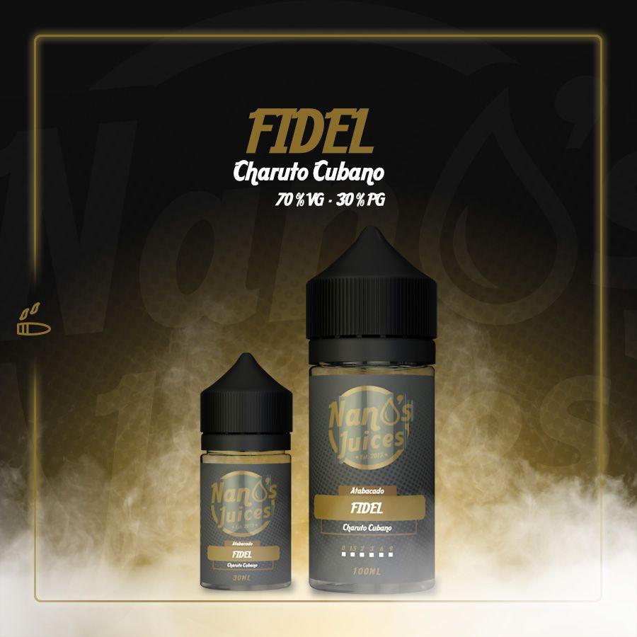 Nano's Juices - Fidel 30 ml