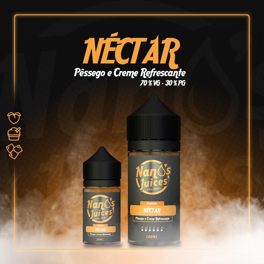 Nano's Juices - Néctar 30 ml