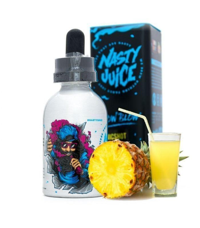 Nasty Juice - Slow Blow 60 ml