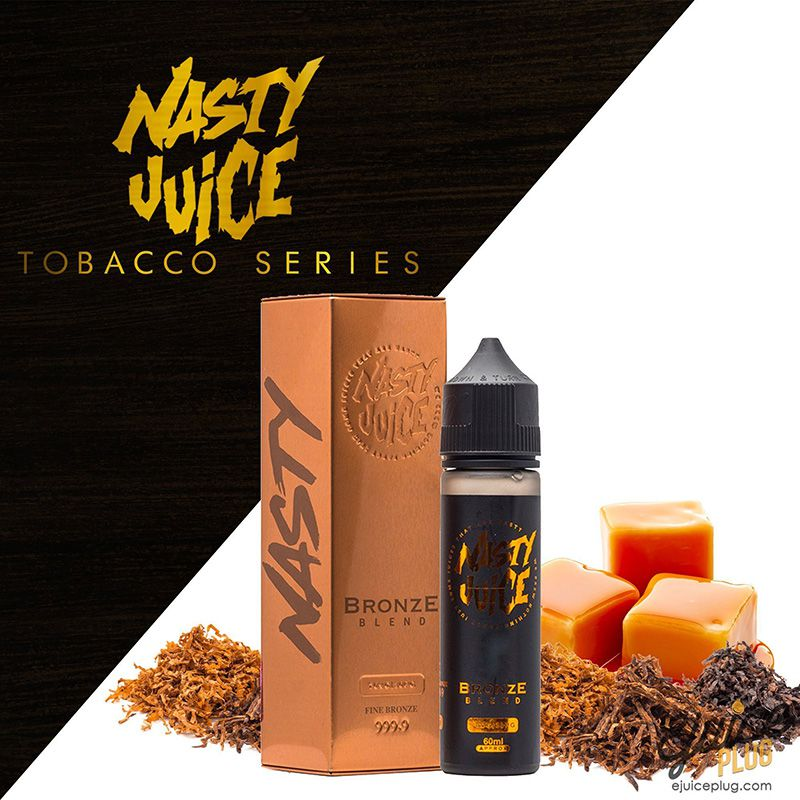 Nasty Juice - Tobacco Bronze Blend 60 ml