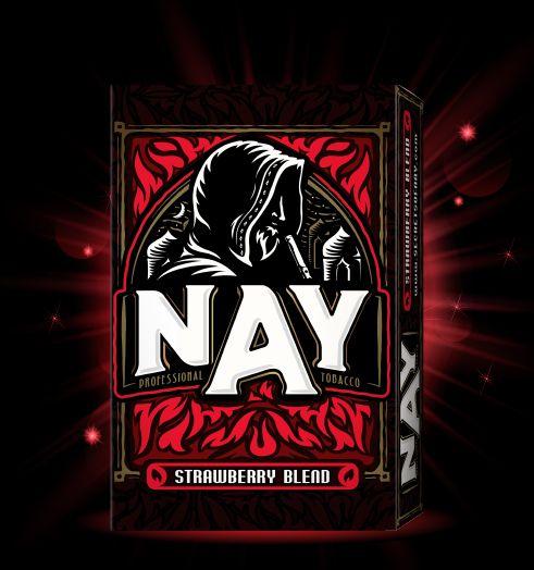 Nay - Strawberry Blend 50g