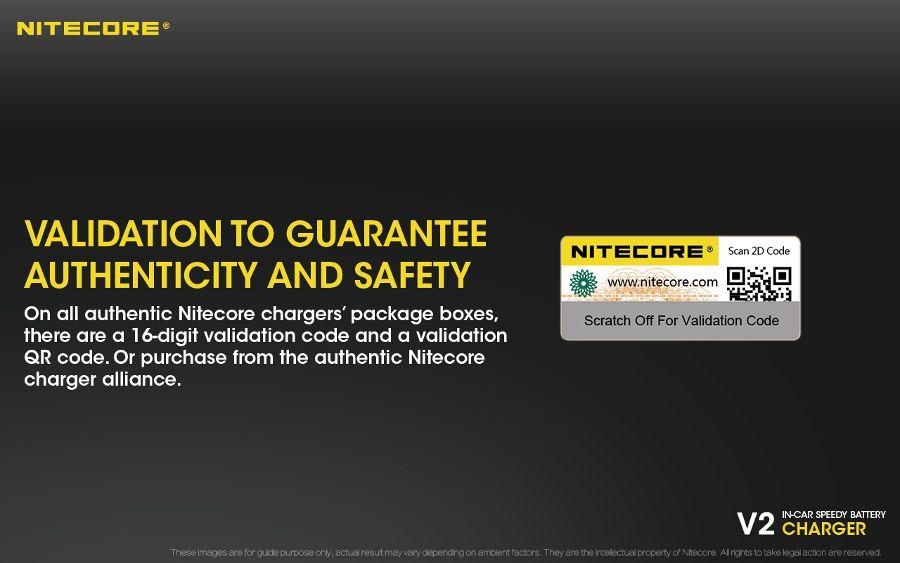 Nitecore - New i2