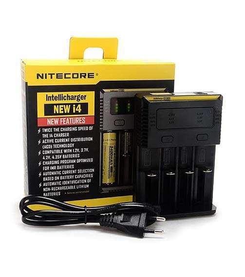 Nitecore - New i4