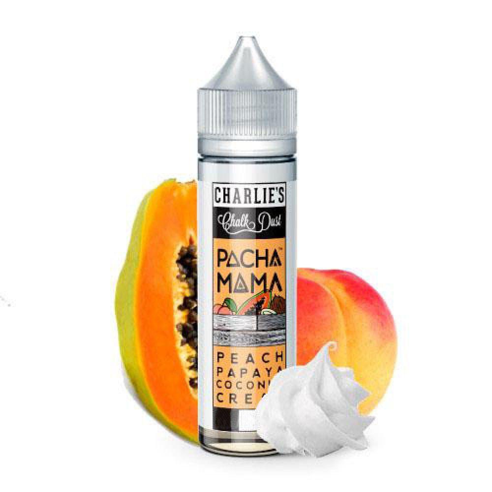 Pacha Mama - Peach Papaya Coconut Cream 60ml