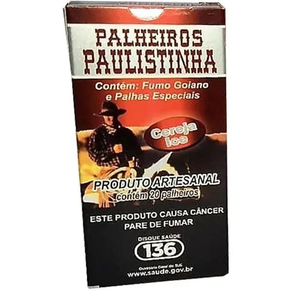 Palheiros Paulistinha Cereja Ice
