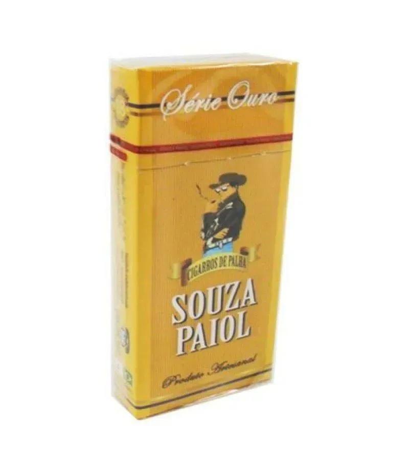 Palheiros Souza Paiol Serie Ouro