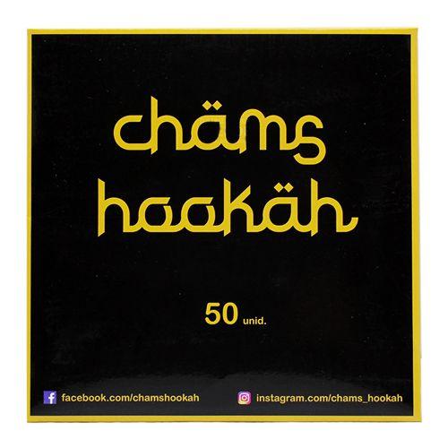 Papel Alumínio - Chams Hookah 50 Folhas