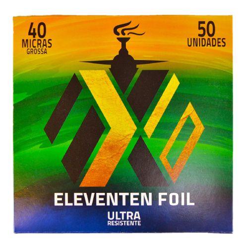 Papel Alumínio - Eleventen Foil 50 Folhas