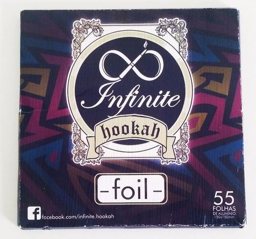 Papel Alumínio - Infinite 55 folhas