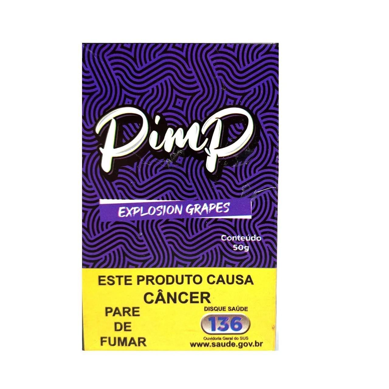 Pimp - Explosion Grapes 50g