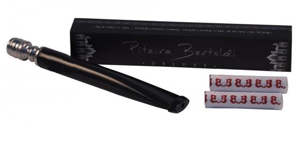 Piteira Cigarro Bertoldi Deluxe com Filtro