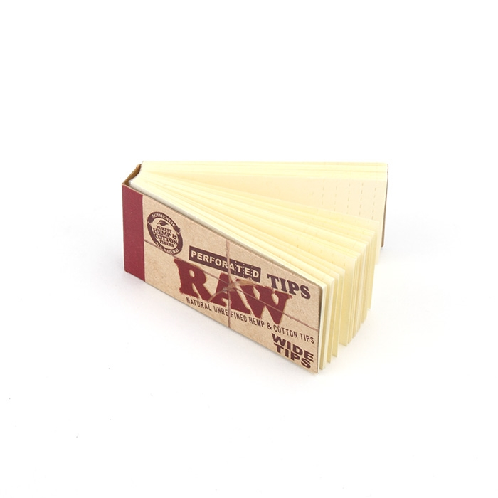 Piteira Papel Raw - Wide 50 tips