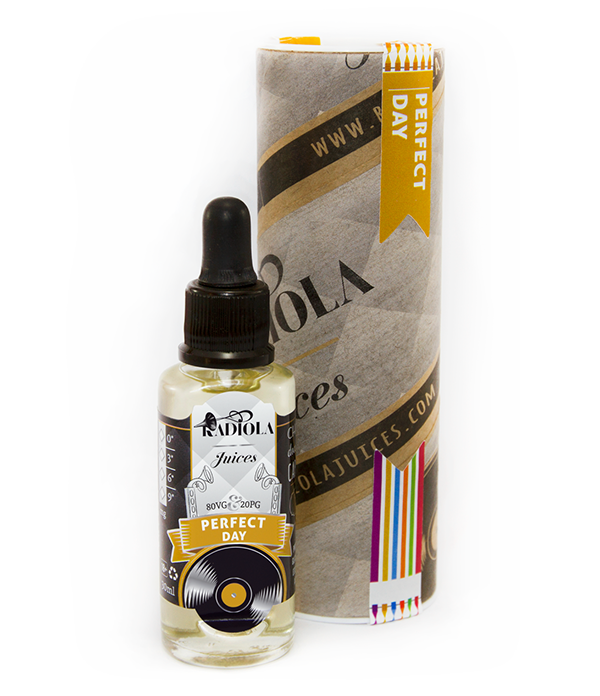 Radiola Juices - Perfect Day 30 ml