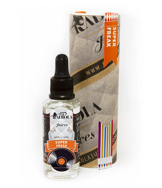 Radiola Juices - Super Freak 30 ml