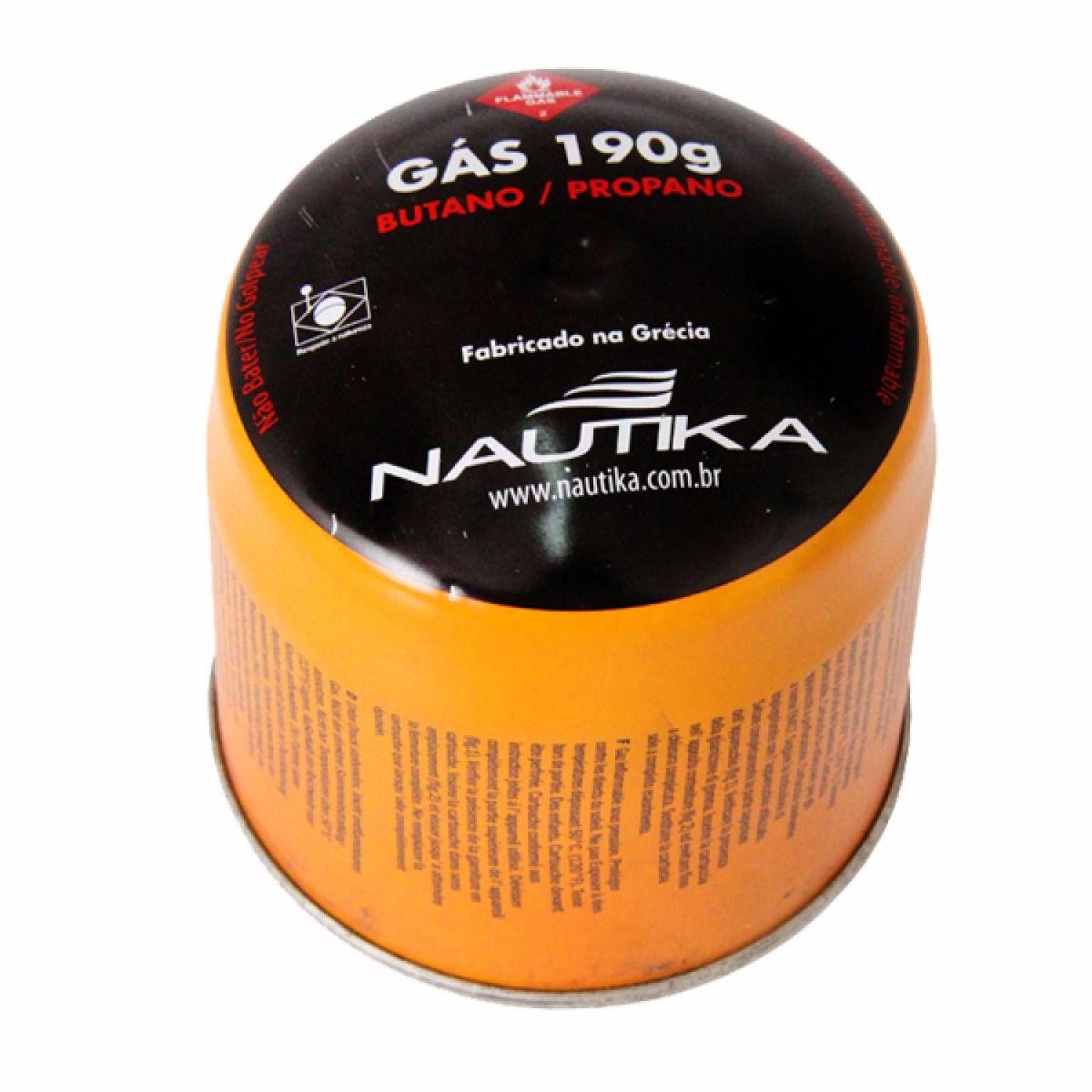 Recarga Gás - Butano 190g