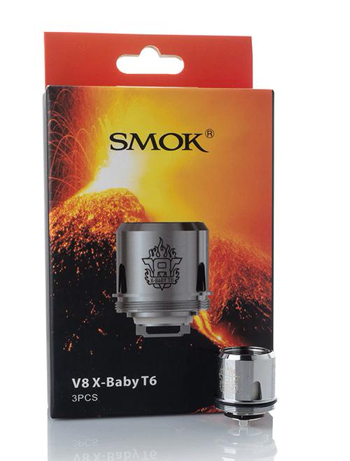 Resistência Smok - V8X Baby T6