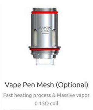 Resistência Smok - Vape Pen 22 Mesh