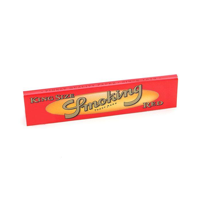 Seda Smoking Grande - Red 33 folhas