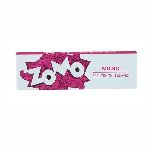 Seda Zomo Micro - Rosa 50 folhas