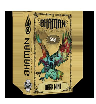 Shaman - Dark Mint 50g